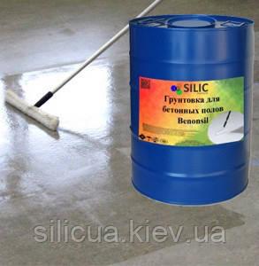 Эпоксидный двухкомпонентный грунт для бетонного пола Epocsil, фото 2