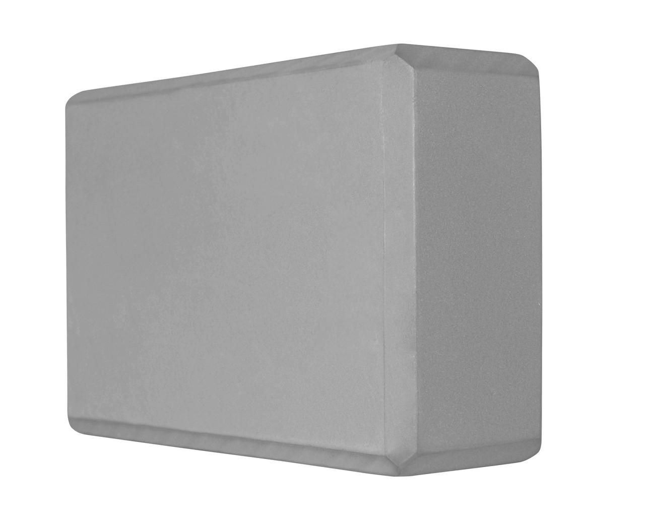 Блок для йоги Sport Shiny SV-HK0155 Grey