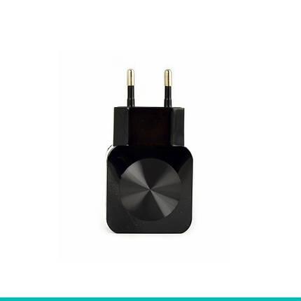 Сетевое зарядное устройство Aspor F13C + кабель Type-C Carbon Series (2 USB\2.1A), фото 2