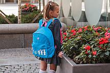 Рюкзак YES 555064 T-30 Medium blue, фото 3