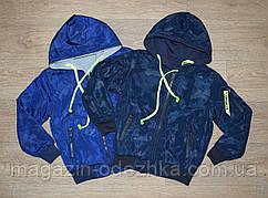 """Двостороння куртка для хлопчика на 8-10-12-14-16 років """"S&D Kids"""" Угорщина"""