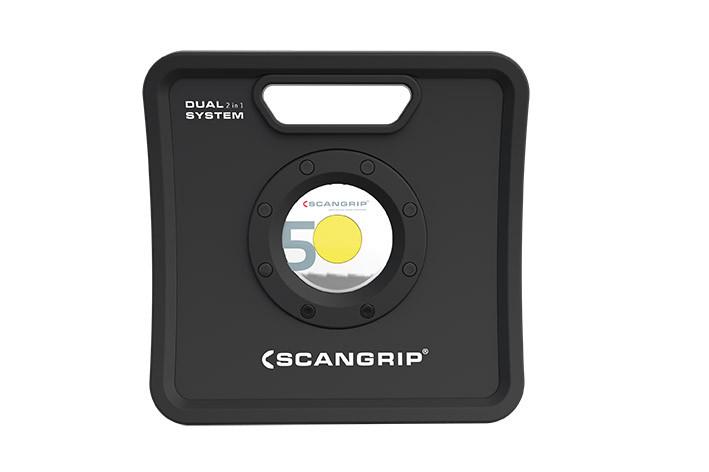 Универсальный светодиодный аккумуляторный рабочий свет - Scangrip Nova 5K C+R (03.5443)