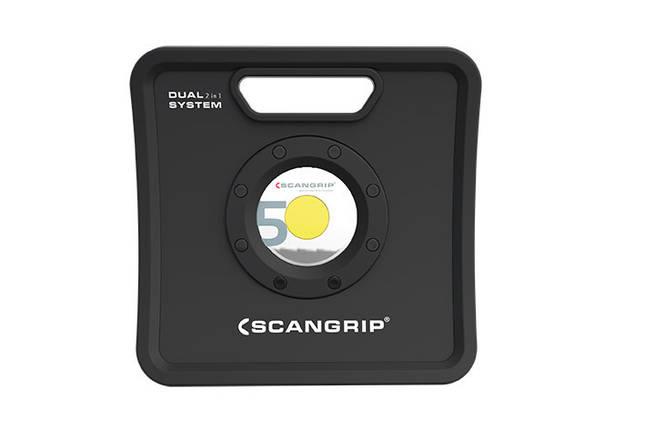 Универсальный светодиодный аккумуляторный рабочий свет - Scangrip Nova 5K C+R (03.5443), фото 2