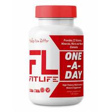 FitLife One-A-Day 100 таб Витаминно-минеральный комплекс