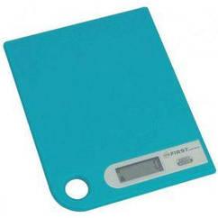 Весы кухонные First FA-6401-1 Blue