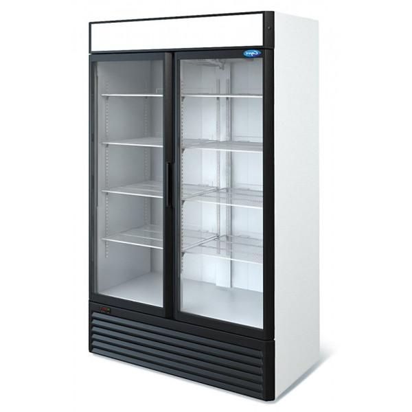 Шкаф холодильный МХМ КАПРИ 1,12СК