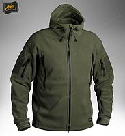 Демисезонная флисовая куртка Helikon-Tex® Patriot (olive)