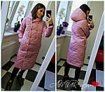 """Женская теплая длинная куртка """"Колорадо"""", фото 6"""