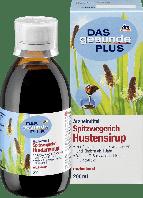 Сироп от кашля подорожник Das gesunde Plus Spitzwegerich, 200 ml., фото 1