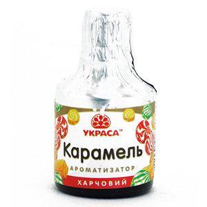 Ароматизатор пищевой Карамель 5 мл Украса - 00419