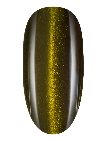 Гель-лак Кошачий глаз DIS (7.5 мл) №C92 (светлый травяной зеленый)