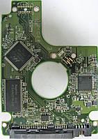 Плата HDD 320GB 5400rpm 8MB SATA II 2.5 WD WD3200BEVT 2060-771672-004