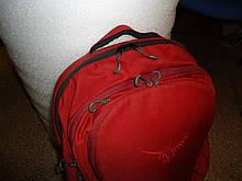 Замена молний в рюкзаке