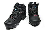 Зимние ботинки (на меху) мужские Adidas Terrex (реплика) 3-142