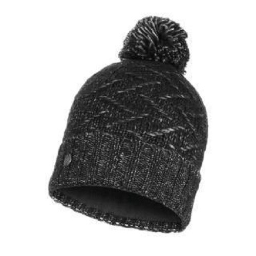 Шапка Knitted&Polar Hat Ebba Black