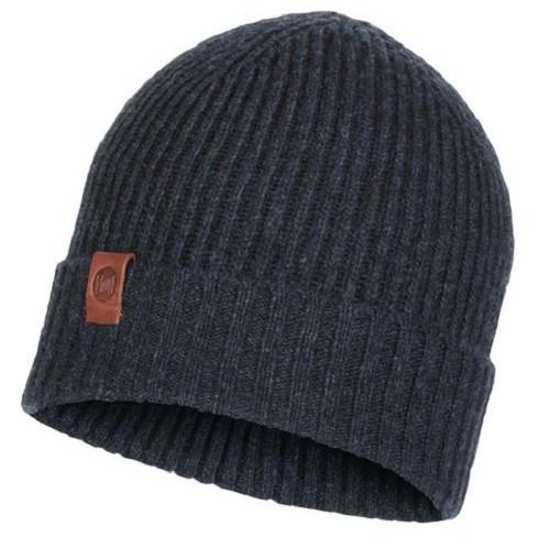 Шапка Knitted Hat Biorn Dark Denim