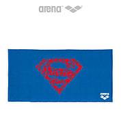 Спортивное полотенце из микрофибры Arena Super Hero Microfiber Towel (Superman), фото 1