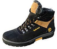 Мужские ботинки в стиле Timberland