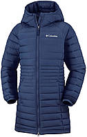 Пальто для девочки Columbia POWDER LITE , фото 1