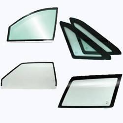 Опускные стекла и косынки для легковых автомобилей
