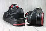 Чоловічі замшеві кросівки 46 розмір (30см.) у стилі New Balance, фото 3