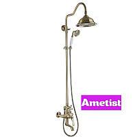 Душова система AMETIST Бронза, фото 1