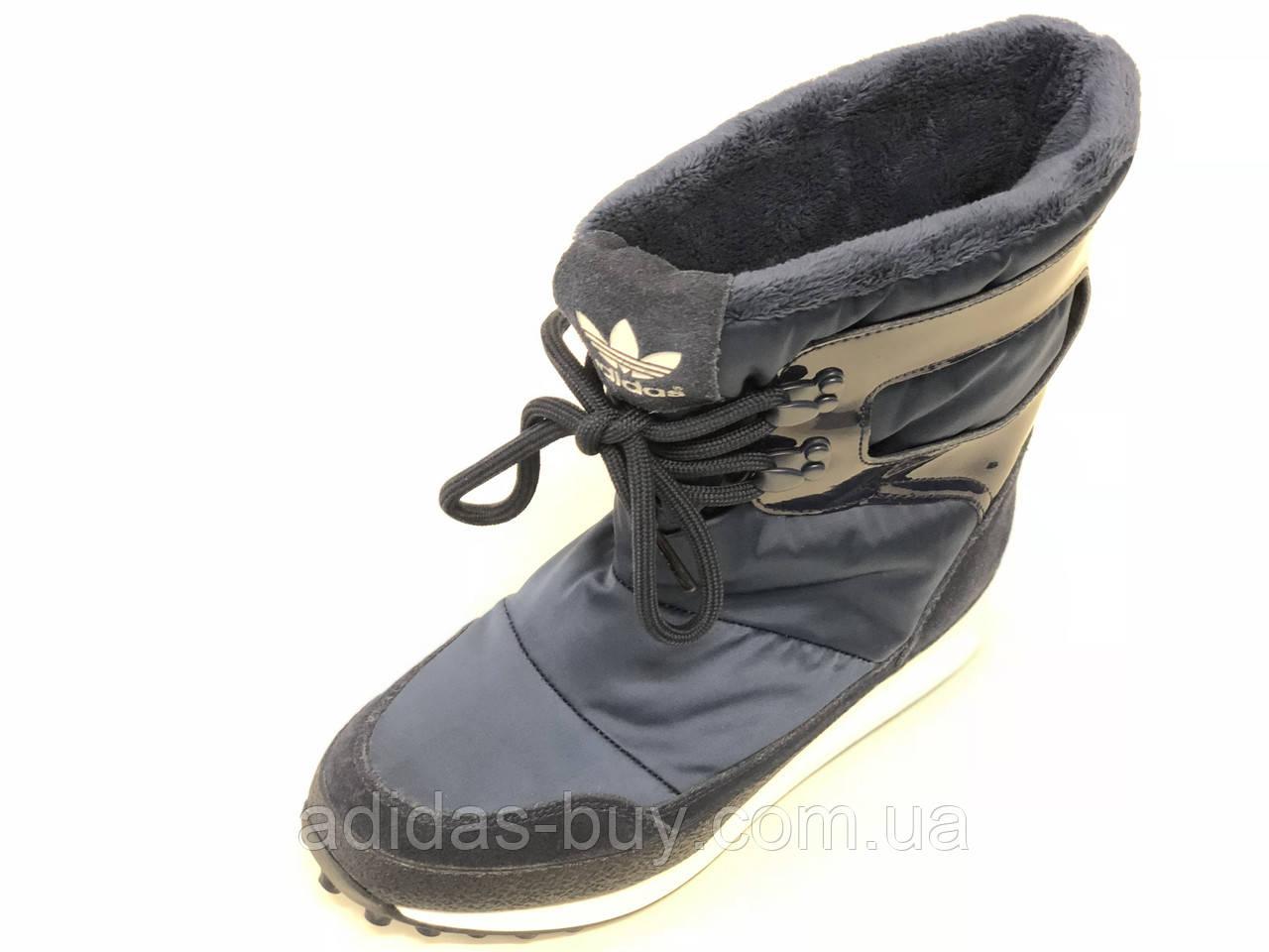 cd709290f ... Женские оригинальные зимние сапоги adidas Snowrush S81384 цвет - синий  3 ...
