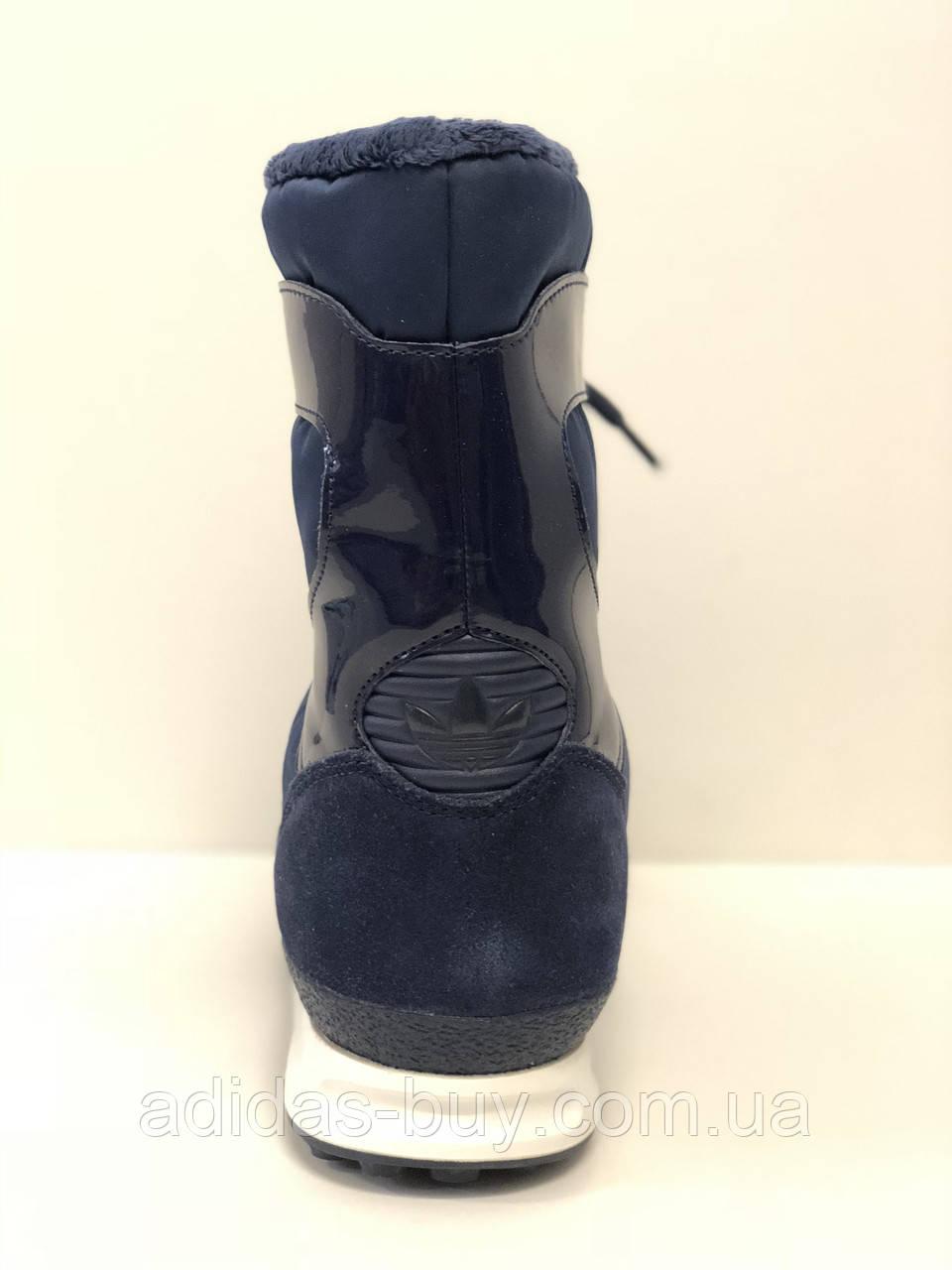 927ce4bad ... Женские оригинальные зимние сапоги adidas Snowrush S81384 цвет - синий  5 ...