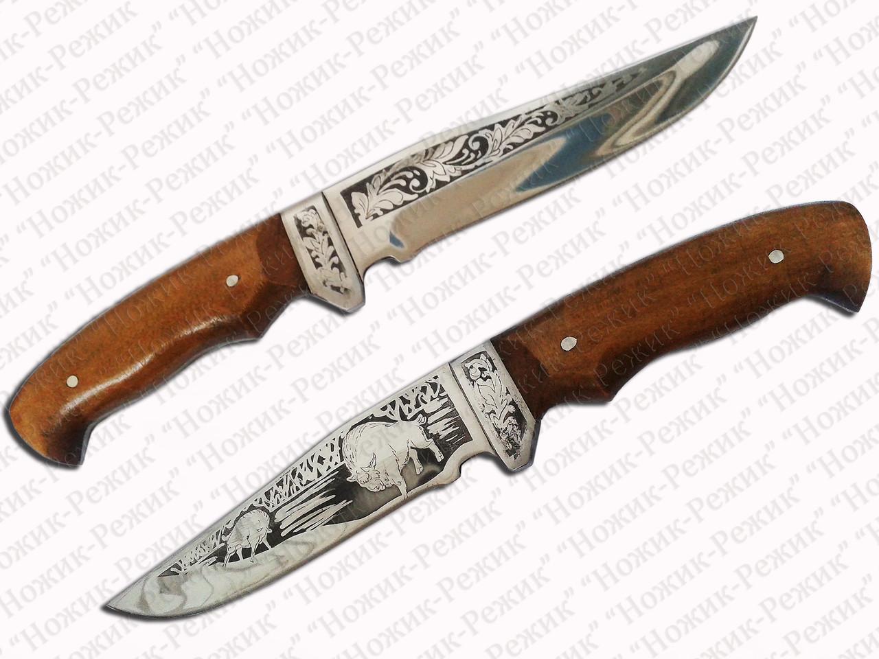 Нож туристический, нож охотничий, нож для рыбалки, нож АТО, стальной нож, нож для охоты и рыбалки