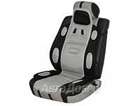 Накидка для сиденья универсальная Sport Vitol черно-серый 1 шт