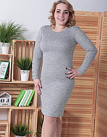 Платье из мягкой ангоры разных цветов 50-54 размеры ed28ebfff6e05