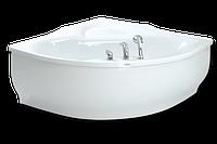 Угловая акриловая ванна Paa Bolero