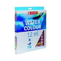 Набор акварельных красок ArtCreation, 24 цвета в тубах по 12 мл, Royal Talens, 9022024