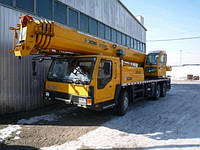 Аренда автокрана XCMG QY25K5 25 тонн в Днепропетровске