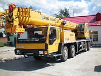 Аренда автокрана XCMG QY 50K 50 тонн в Днепропетровске, фото 1