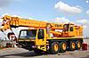 Аренда автокрана KRUPP KMK 4070 70 тонн в Днепропетровске