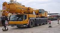 Аренда автокрана LIEBHERR LTM1200 200 тонн в Днепропетровске