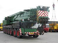 Аренда автокрана LIEBHERR LTM1300 300 тонн в Днепропетровск