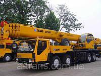 Аренда автокрана 50 тонн, услуги в Днепропетровске