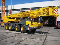 Аренда автокрана 60 тонн, услуги в Днепропетровске
