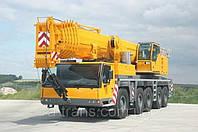 Аренда автокрана 200 тонн, услуги в Днепропетровске