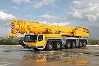 Аренда автокрана 300 тонн, услуги в Днепропетровске