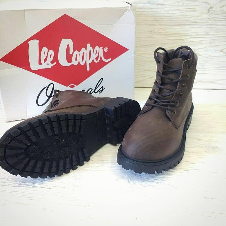 Ботинки демисезонные, осень Lee Cooper оригинал размер 36