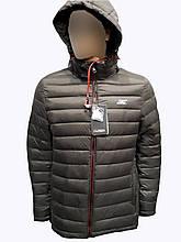 Демисезонная мужская куртка  Zero Frozen на синтепоне Хаки