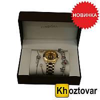 Женские наручные часы с браслетом Pandora P6
