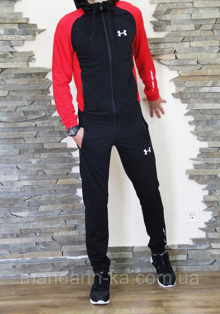 1dd08d3e Мужской спортивный костюм штаны олимпийка Under Armour Андер Армор  (реплика) - Mandarin-ka