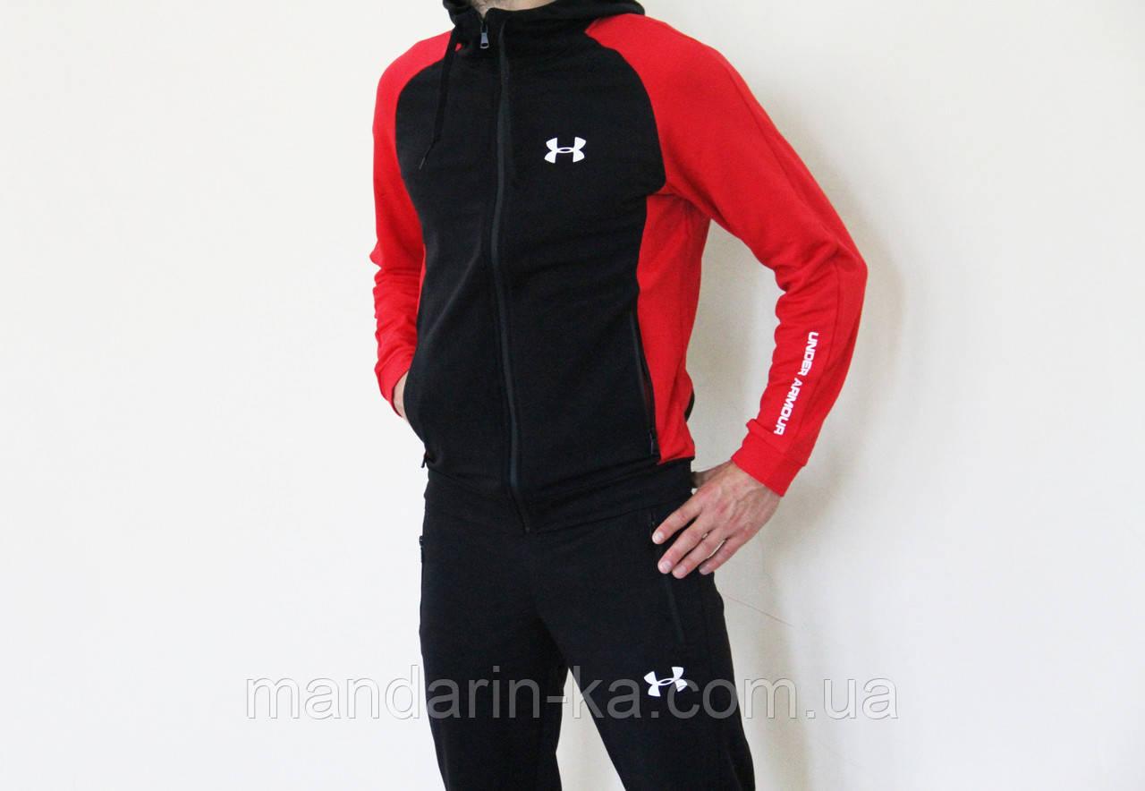45969ea9 Мужской спортивный костюм штаны олимпийка Under Armour Андер Армор  (реплика), фото 2