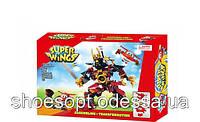 Дитячий конструктор Супер крила Super Wings 423 деталі