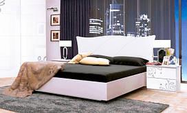 Кровать 180х200 Богема с мягкой спинкой без каркаса Миро-Марк