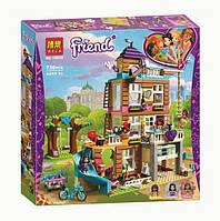 """Конструктор Bela Friends 10859 """"Дом дружбы"""" (аналог Lego Friends 41340), 730 дет, фото 1"""